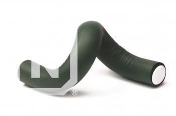 Bigudiuri flexibile lungi profesionale (24cm) pentru freza sau permanent - diametru 22mm