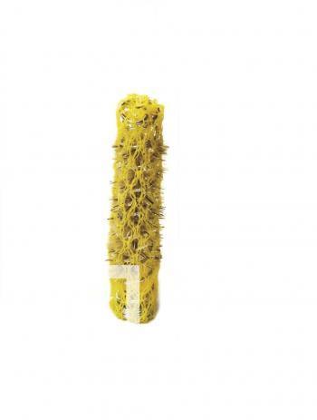 Bigudiuri profesionale cu par sintetic pentru freza - set 12 bucati - diametru 10mm