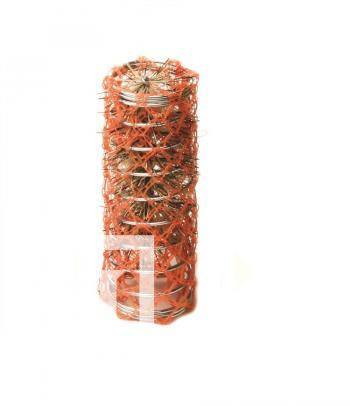 Bigudiuri profesionale cu par sintetic pentru freza - set 12 bucati - diametru 20mm