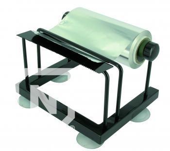 Suport pentru taiat folii de staniol din rola de aluminiu cu latime standard de 12 cm