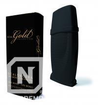 Incalzitor GOLD COLLECTION pentru cartus 100 ml - NEGRU - cu fereasta