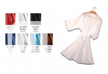 Kimono coafura - ALBASTRU
