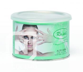 Ceara de epilat - ALOE VERA - pt. piele delicata - 400 ml
