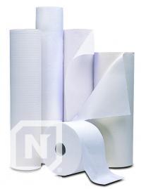 Rola hartie cu modele pt. pat cosmetica/cabinet medical - TNT PLP - 60cm(l) - 80m(L)