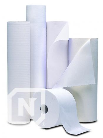 Rola hartie cu modele pt. pat cosmetica/cabinet medical - 60cm(l) - 50m(L)