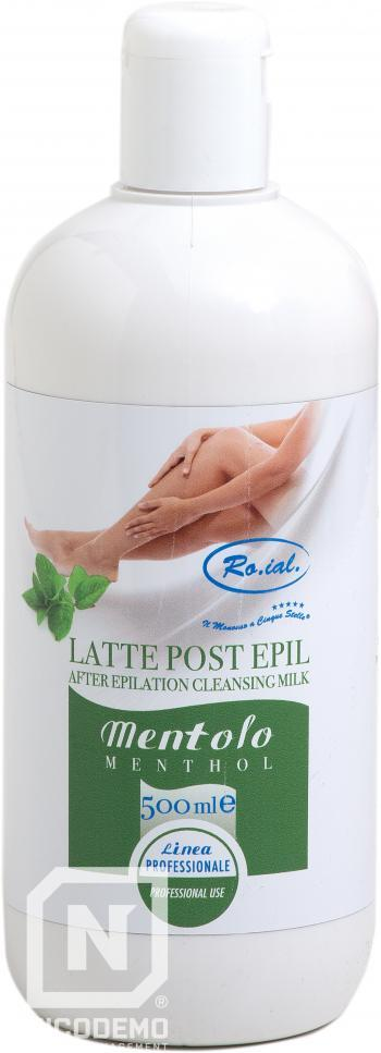 Lapte post-epilat MENTOLAT 500ml