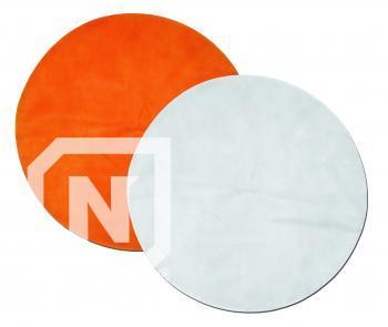 Covoare unica folosinta rotunde pentru solarium - TNT - 50buc./pachet