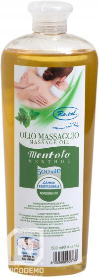 Ulei masaj MENTOLAT 500ml