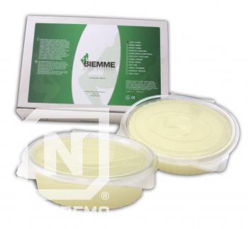 Parafina pentru diferite tratamente, ambalata in tava de plastic -  Piersica - 1 Kg