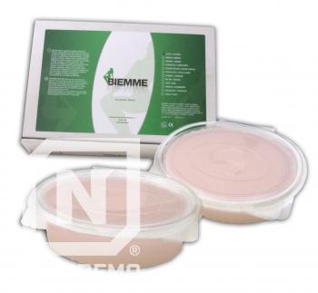 Parafina pentru diferite tratamente, ambalata in tava de plastic -  Mimosa - 1 Kg