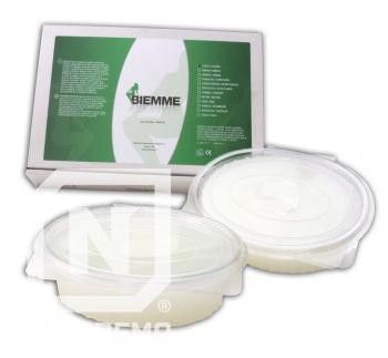 Parafina pentru diferite tratamente, ambalata in tava de plastic - Fiordaliso - 1 Kg