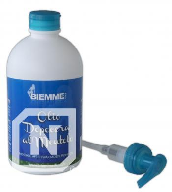 Ulei Post-epilat - Mentolat + Vitamina E - 500 ml