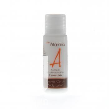 Crema pentru corp cu vitamina A - 20 ml