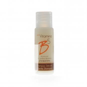 Sampon delicat cu vitamina B5 - 20 ml