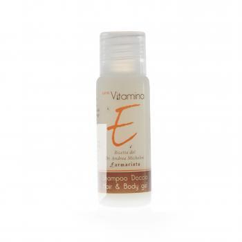 2in1 Sampon si Gel de dus cu vitamina E - 429 ml