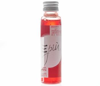 Gel de dus cu aroma de PORTOCALE ROSII - 35 ml