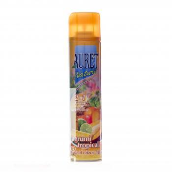 Spray  2 in 1 (neutralizeaza si parfumeaza) pt. ambient -  FRUCTE TROPICALE - 300 ml