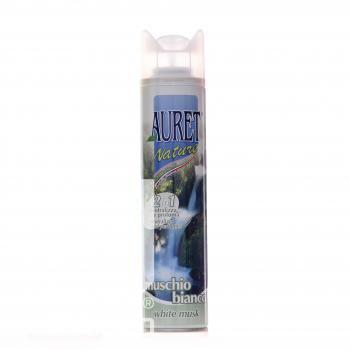 Spray  2 in 1 (neutralizeaza si parfumeaza) pt. ambient - Mosc alb - 300 ml