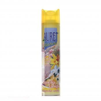 Spray  2 in 1 (neutralizeaza si parfumeaza) pt. ambient - MAGNOLIE SI VANILIE - 300 ml